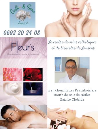 Publicité Institut de beauté Arbio et Sens